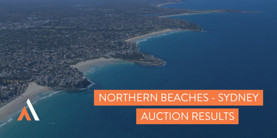 Northern Beaches - Sydney Auction Results